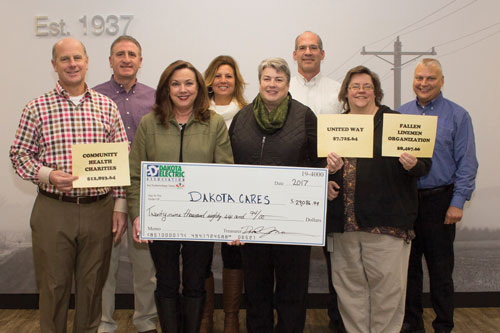 Dakota Cares, Community Involvement picture