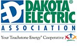 Dakota Electric Association Logo