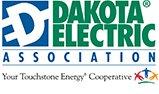 Dakota Electric Association Logo