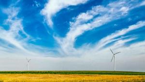 Dakota Electric Association wind energy image of windmill