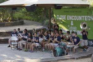 Rosemount High School band