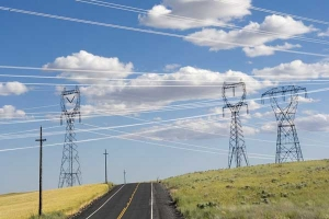 Electric Transmission Powerlines