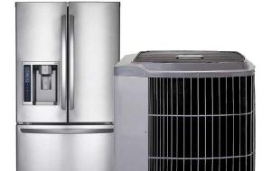 refrigerator and air conditioner