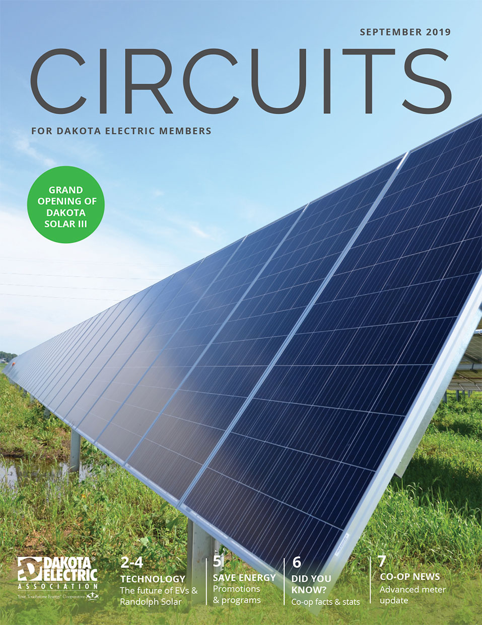 Circuits September Cover