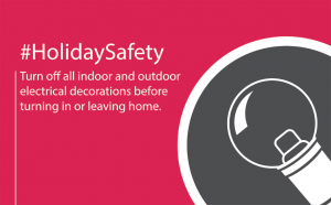 Holiday lighting Safety tip 1