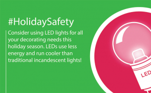 Holiday lighting Safety tip 2