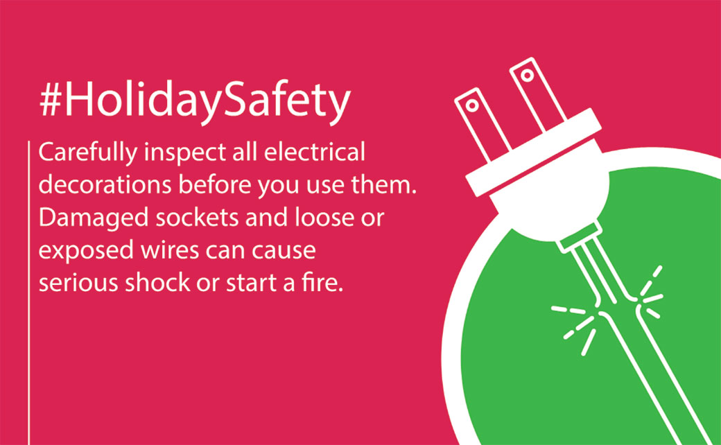 Holiday lighting Safety tip 4