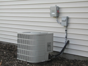 air conditioner and LCR