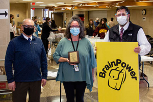 Brainpower award winners