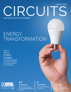 August Circuits Cover 2021